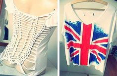 Dicas de Roupas Customizadas Femininas e Modelos da Moda