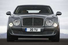Bentley Continental Sports Car Side View Wallpaper Free