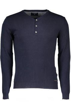 Maglia Uomo Guess Jeans (BO-M63R49Z1BI0 G720) colore Blu