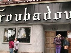Souvenir missing from John Lennon's night at the Troubadour