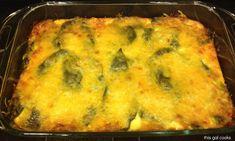 Chili Relleno Casserole! delicious!!! (sb) approx. 6 servings @ 300 cal per serving