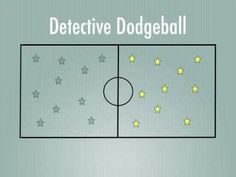 Physical Education Games - Detective Dodgeball