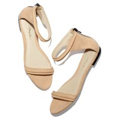 The heel-less answer to our favorite heels, these pretty 3.1 Phillip Lim neutral sandals go with absolutely everything.