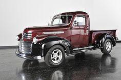 1941 GMC truck. I heart it lots