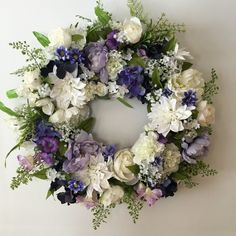 A personal favorite from my Etsy shop https://www.etsy.com/listing/275564692/mothers-day-wreath-spring-wreath-with