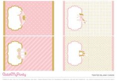 Download the Prettiest Free Little Princess Party Printables - Tented Blank Cards. See more party ideas and share yours at CatchMyParty.com #catchmyparty #partyideas #princessparty #freeprinatbles #freeprincessprintables #girlbirthdayparty #princessblanktentedcards Princess Crafts, Disney Princess Party, Baby Shower Princess, Cinderella Party, Princess Theme, Pink Princess, Princess Party Supplies, Princess Party Invitations, Free Baby Shower Printables