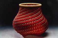 WEAVING - The Original Fibonacci Basket by Billie Ruth Sudduth,