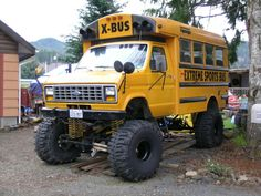 I belong in this short bus!