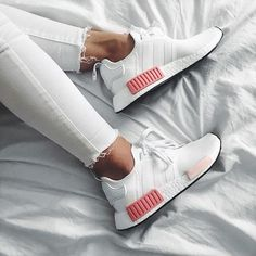 White Rose NMDs 🌷📷: @daryamulan | WEBSTA - Instagram Analytics