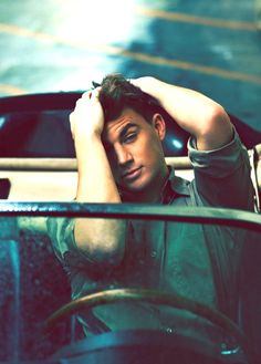 Channing Tatum, whenever I see him I think of Jamie Curry (Jamie's World) <3