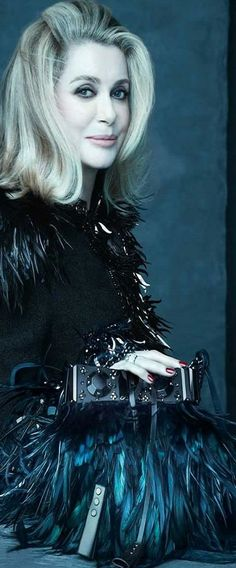 Catherine Deneuve for Louis Vuitton NN14 Bag Collection ♥✤ | KeepSmiling | BeStayClassy