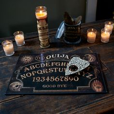 Find spooktacular deals on Ouija Decorations that'll make Halloween 2020 one for the record books. No one does Halloween better than Spirit. Theme Halloween, Fall Halloween, Wiccan, Witchcraft, Dark Witch, Ghost Hunting, Witch Aesthetic, Fortune Telling, Creepy