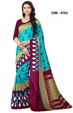 DIM Vol-02 Bhagalpuri Silk Saree (20 pc catalog)