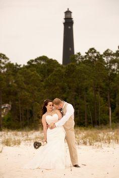 Pensacola Lighthouse Wedding, Pensacola Wedding Planner, Shannon Cooper Photography