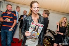 Maxim Coverparty