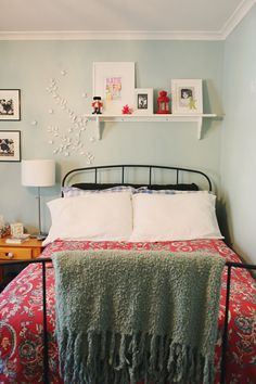 for a young girl's room.. paint color is: Peaceful C120 Signature Colors
