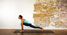 Low lunge, right leg straight - Utthita Ashva Sanchalanasana right