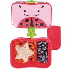 #lunchbox #SkipHop pour la rentrée à l'école et les pique-niques