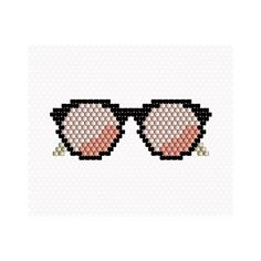 Check out super awesome products at Shire Fire! :-) OFF or more Sunglasses SALE! Beading Tools, Beading Projects, Beading Tutorials, Peyote Patterns, Loom Patterns, Beading Patterns, Miyuki Beads, Bead Loom Bracelets, Beaded Crafts