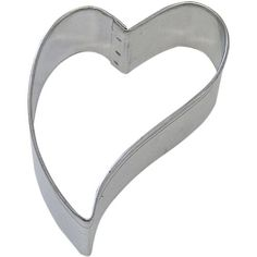 Heart Folk Primitive Tin Cookie Cutter 3 B1360x ** You can get more details by clicking on the image.