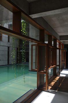 shatotto architects / s-a residence, dhaka