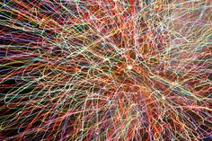 Painting With Fireworks -- There is nothing like painting with light!  //By David LaSpina