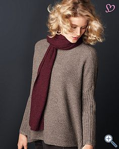 Eileen Fisher Alpaca & Silk, in Garnett Hill.  simple seed stitch but interesting design at the sleeves.  I wish I could knit this