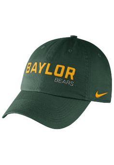 Product  Nike Baylor University Dri-FIT Heritage Cap 0da99b47d