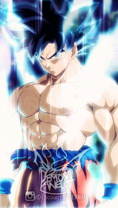 Ultra Instinct Goku Mobile Wallpaper 1080p by ...