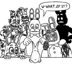 But they're all bunnys how do they not know what a bunny is?!?!? _(•_•)_/ lol