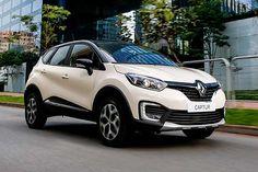 Conheça o preço, versões e equipamentos do Renault Captur