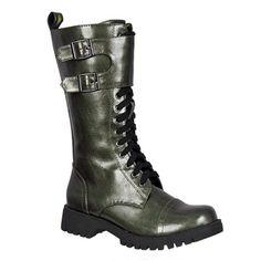 Womens Combat Boots @ SinisterSoles.com