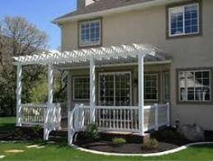 Image result for front porch with addon gazebo