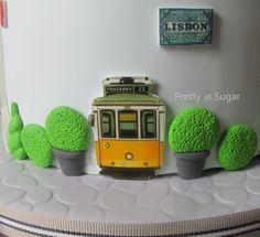 Travel Cake #lisbon #porto #amsterdam #barcelona #paris