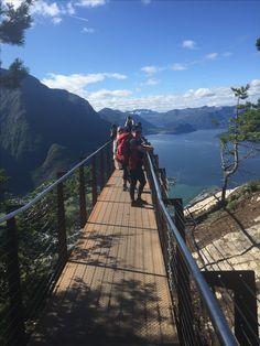 Rampestreken Åndalsnes Romsdalen  Norway