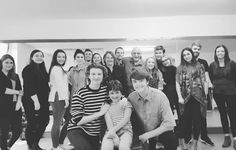 The first cast meeting for our 2016 Winter Season! 2016 Winter, Happy Moments, Winter Season, That Look, It Cast, Polaroid Film, In This Moment, Seasons, Winter Time