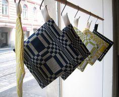 Graphic Textiles by Johanna Gullichsen - Design Milk