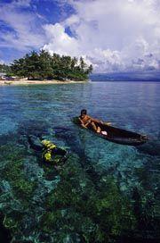 Bunaken, Northern Sulawesi, Indonesia