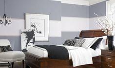 Master Bedroom Paint Colors - Home Design Ideas Best Bedroom Paint Colors, Creative Bedroom, Modern Bedroom, Home, Bedroom Interior, Bedroom Design, Wall Decor Bedroom, Bedroom Paint, Bedroom Paint Design