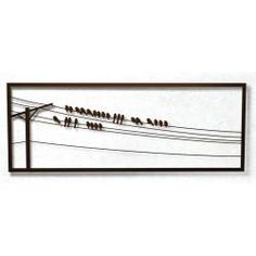 Plastec Bird on a Wire | Overstock.com