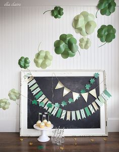 3 Free Printable St. Patrick's Day Banners