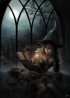 images of beautiful witches - Bing Images