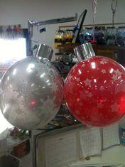 Balloon Christmas decorations