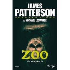 J'ai lu le roman Zoo de James Patterson et Michael Ledwidge édité aux Editions de l'Archipel. Il a inspiré la série US diffusée en France sur TF1. Excellent mais je me demande si les scénaristes ont bien lu le livre.
