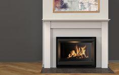 Stûv 6 - 66x50 #stuv #stûv #architecture #fireplace #woodburning #design #interiordesign #home Decor, Living Room, Room, House, Home, Home Fireplace, Fireplace Design, New Homes, Fireplace