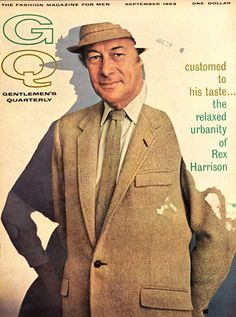 Gentlemen's Quarterly, September 1963