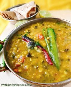 The Dhaba Style Dal Fry Recipe is a popular Indian Lentil Recipe that is served in Dhabas, on Indian highways. The Dhaba style dal. Lentil Recipes Indian, Indian Dal Recipe, Indian Food Recipes, Asian Recipes, Ethnic Recipes, Indian Foods, Indian Meal, Curry Recipes, Vegetarian Recipes