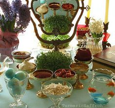 Turmeric and Saffron: Happy Nowruz! A Basic Guide to Celebrating Persian New Year!
