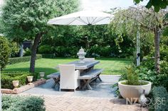 Tauranga garden takes cue from Europe - NZ House and Garden