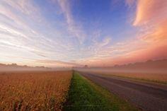 It's a beautiful morning!   #photography #photo #scenic #beautiful #landscape #sunrise #Michigan #puremichigan #outdoors #travel #nature #farm #rural #country #countryside #sigmalens #Sigma